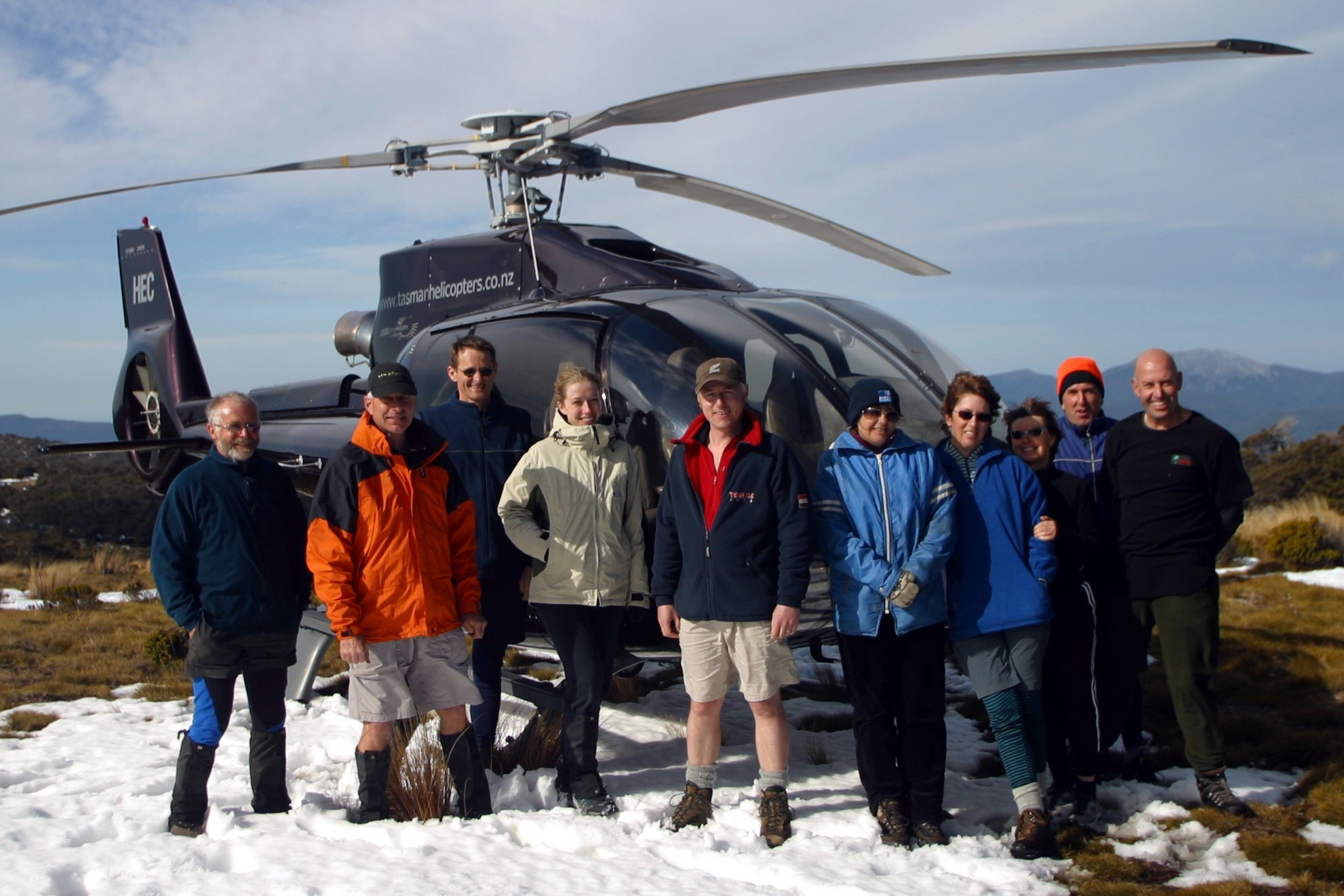 The ultimate day reward trip experiencing both Kahurangi & Abel Tasman national parks by helicopter boat and kayak