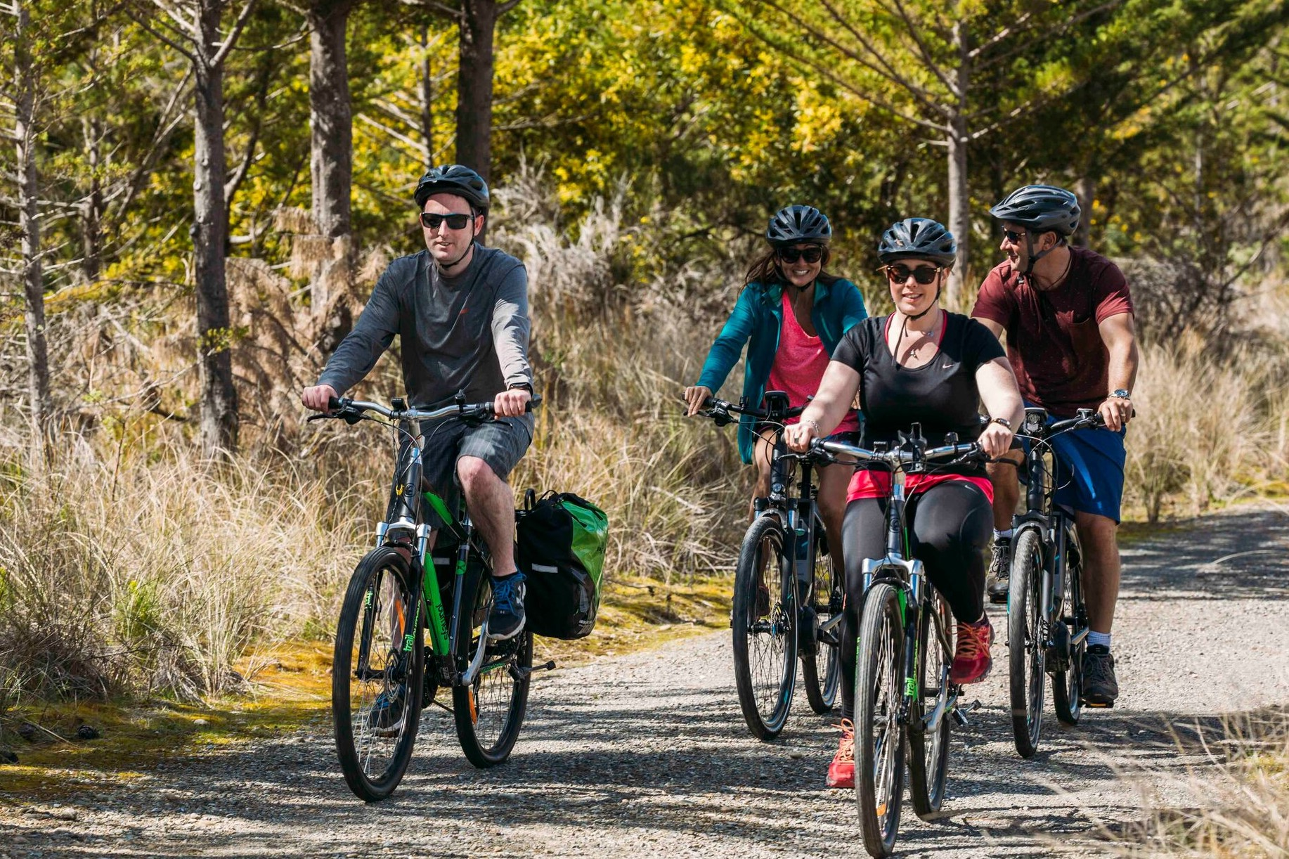 Great Taste Trail cycle ride for conferences and workshops